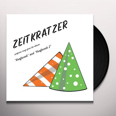 ZEITKRATZER PERFORMS SONGS FROM THE ALBUMS Vinyl Record