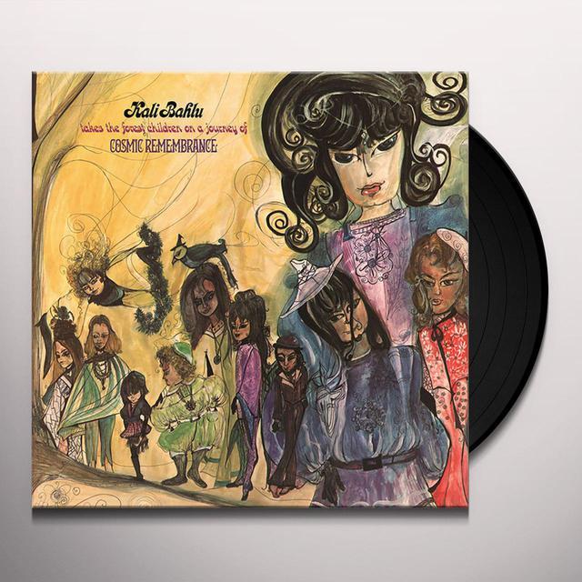 Kali Bahlu COSMIC REMEMBRANCE Vinyl Record
