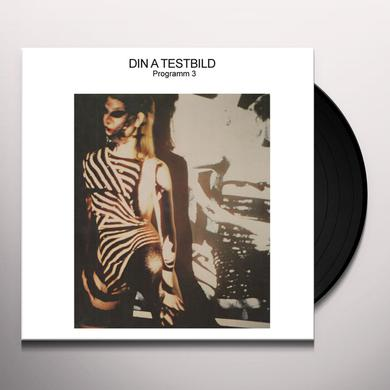 Din A Testbild PROGRAMM 3 Vinyl Record