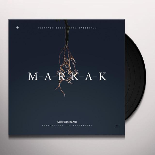 Aitor Etxebarria MARKAK - O.S.T. Vinyl Record