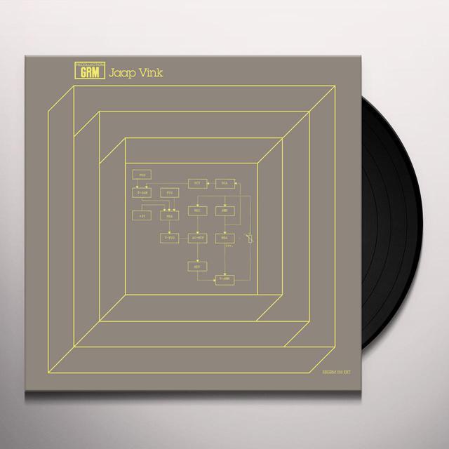 JAAP VINK Vinyl Record