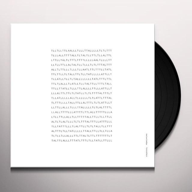 Jose Luis Castillejo TLALAATALA Vinyl Record
