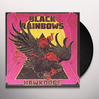BLACK RAINBOWS HAWKDOPE Vinyl Record