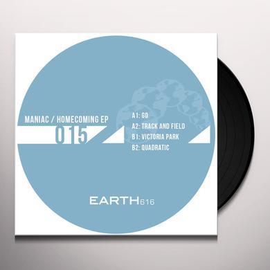 Maniac HOMECOMING Vinyl Record