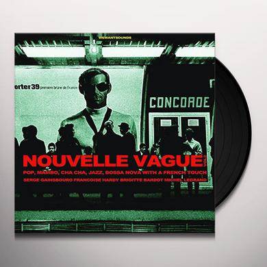 NOUVELLE VAGUE: POP MAMBO CHA CHA JAZZ / VARIOUS Vinyl Record