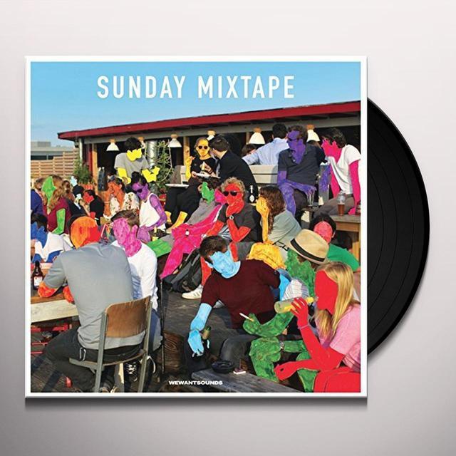 SUNDAY MIXTAPE / VARIOUS Vinyl Record