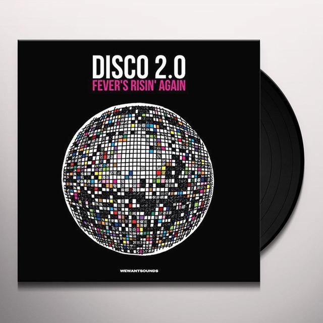 DISCO 2.0: FEVER'S RISIN AGAIN / VARIOUS Vinyl Record