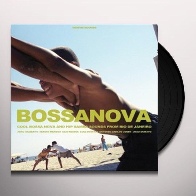 BOSSANOVA: COOL BOSSA NOVA & HIP SAMBA / VARIOUS Vinyl Record