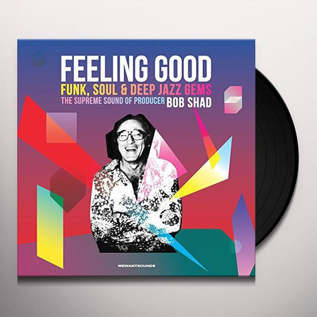 FEELING GOOD: FUNK SOUL & DEEP JAZZ GEMS / VARIOUS Vinyl Record