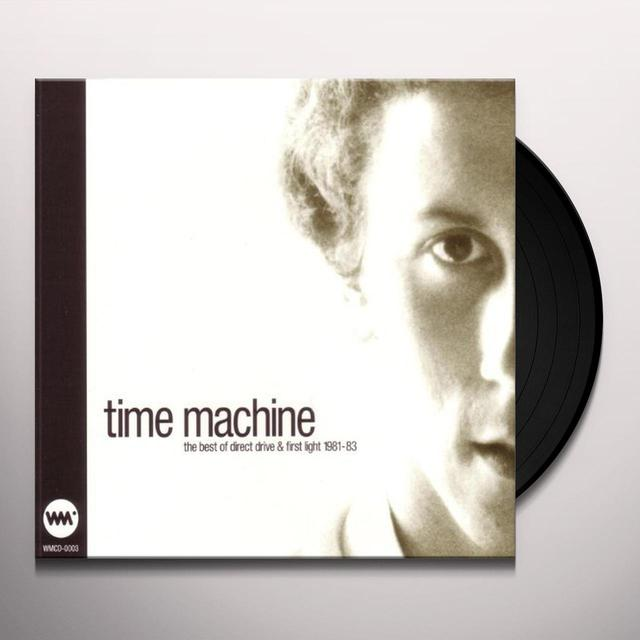 TIME MACHINE: THE BEST OF DIRECT DRIVE & FIRST LIG Vinyl Record