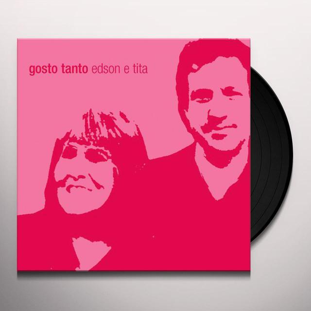Edson E Tita GOSTO TANTO Vinyl Record
