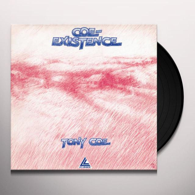 Tony Coe COE-EXISTENCE Vinyl Record