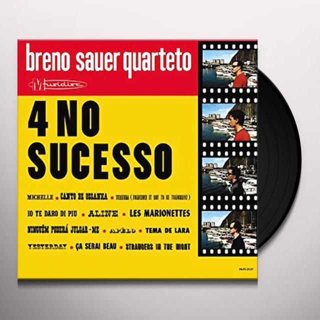 Breno Sauer 4 NO SUESSO Vinyl Record