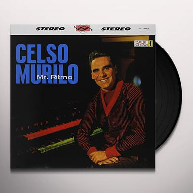 Celso Murilo MR RITMO Vinyl Record