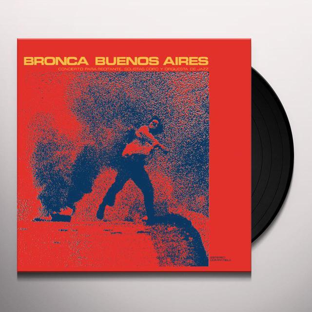 Jorge Lopez Ruiz BRONCA BUENOS AIRES Vinyl Record