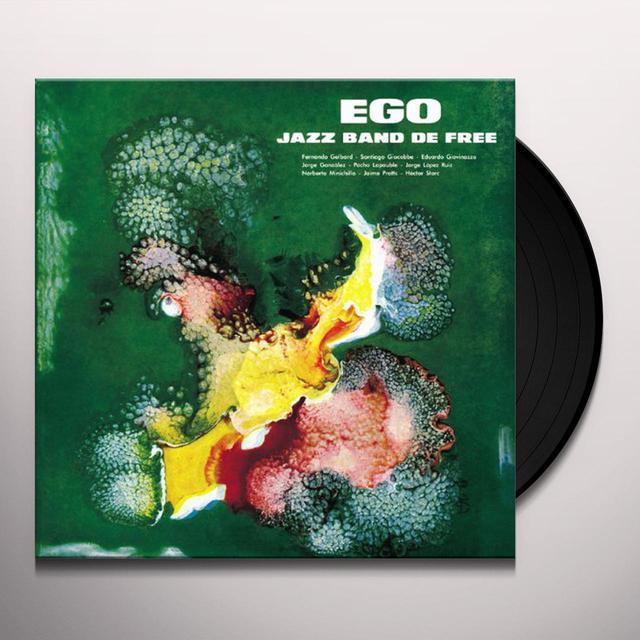 Jazz Band De Free EGO Vinyl Record
