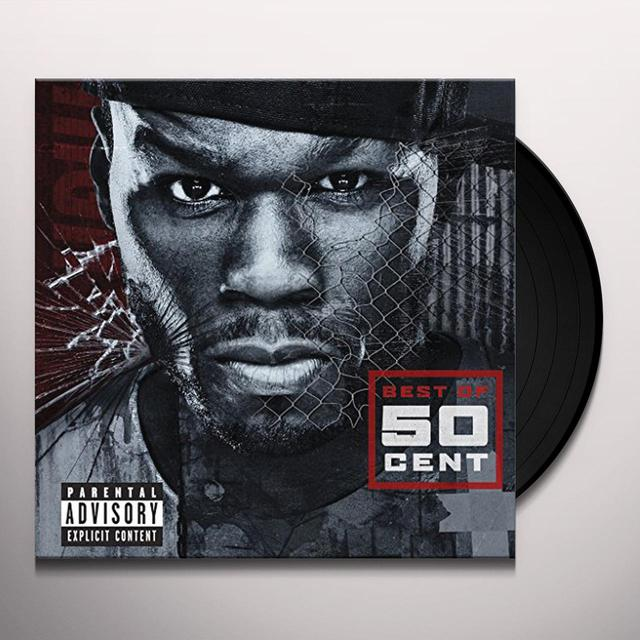 50 Cent BEST OF Vinyl Record