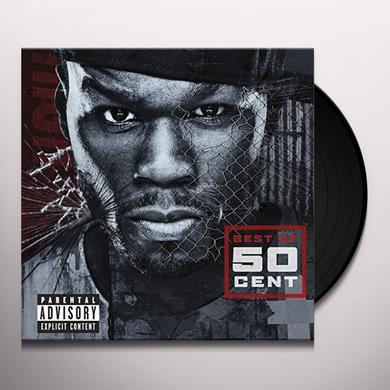 50 Cent BEST OF Vinyl Record