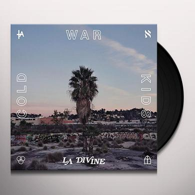 Cold War Kids LA DIVINE Vinyl Record
