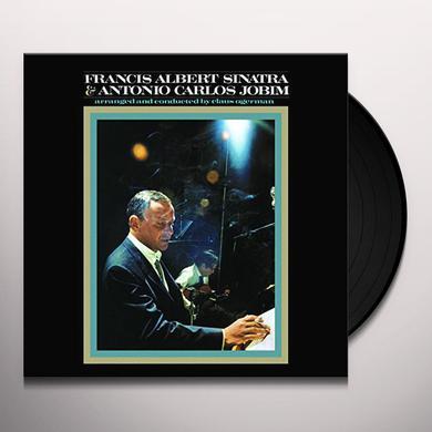 Frank Sinatra FRANCIS ALBERT SINATRA & ANTONIO CARLOS JOBIM Vinyl Record