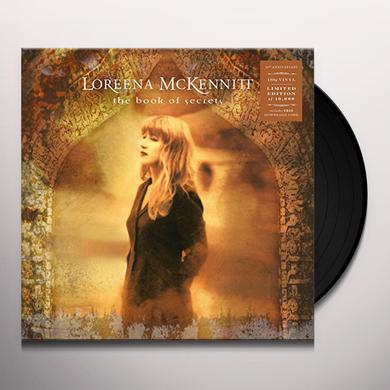 Loreena Mckennitt BOOK OF SECRETS Vinyl Record
