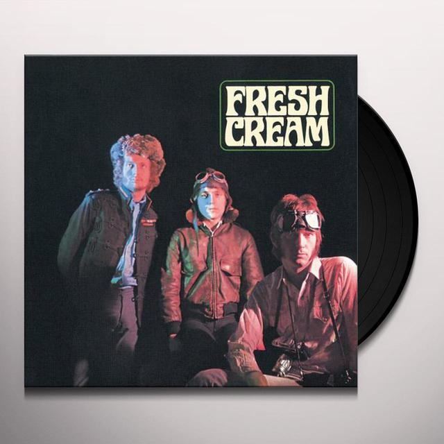FRESH CREAM Vinyl Record