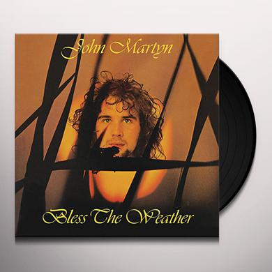 John Martyn BLESS THE WEATHER Vinyl Record