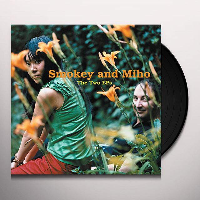 Smokey & Miho TWO EPS Vinyl Record