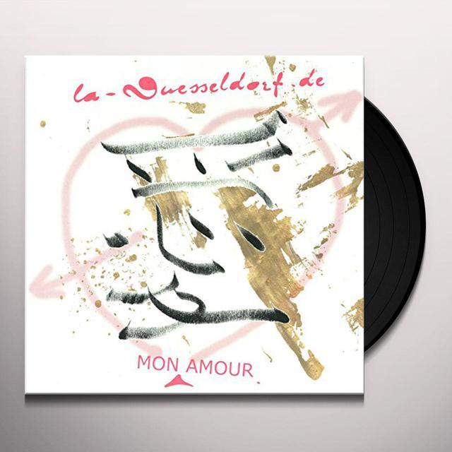 La Dusseldorf MON AMOUR Vinyl Record