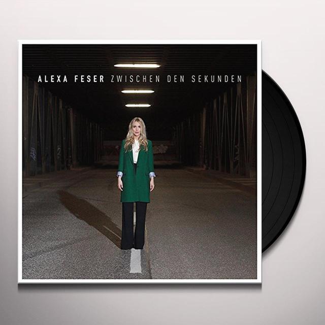 Alexa Feser ZWISCHEN DEN SEKUNDEN Vinyl Record
