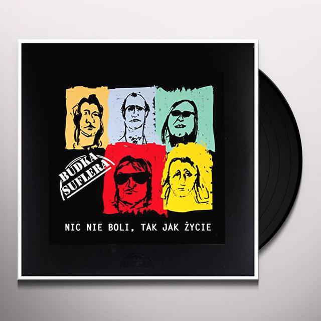 Budka Suflera NIC NIE BOLI TAK JAK ZYCIE Vinyl Record