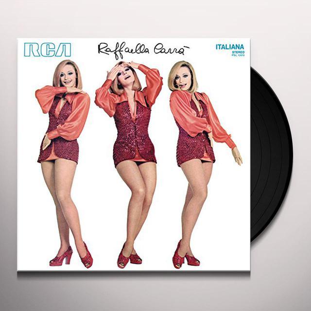 RAFFAELLA CARRA Vinyl Record