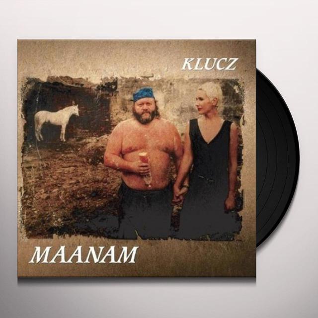 Maanam KLUCZ Vinyl Record