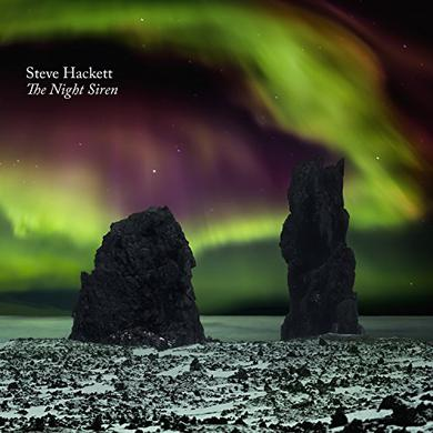 Steve Hackett NIGHT SIREN Vinyl Record