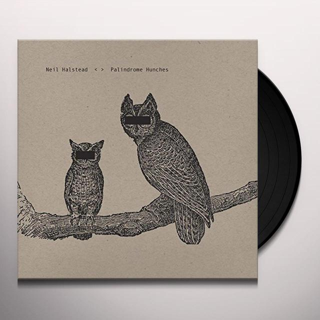 Neil Halstead PALINDROME HUNCHES Vinyl Record