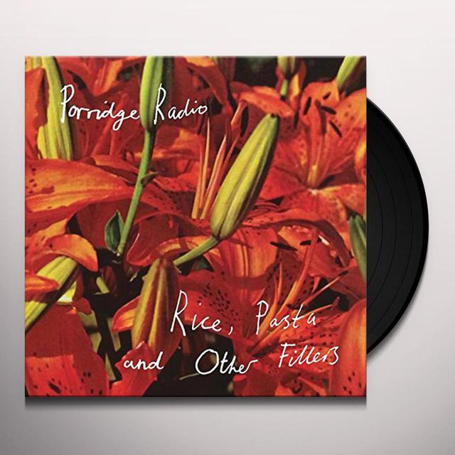 Porridge Radio RICE PASTA & OTHER FILLERS Vinyl Record