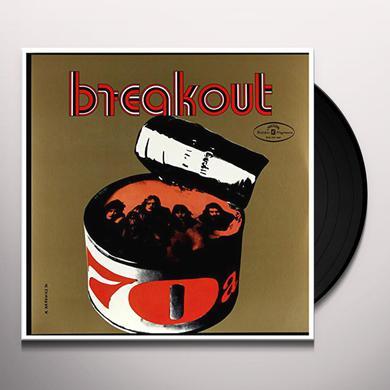 Breakout 70A Vinyl Record