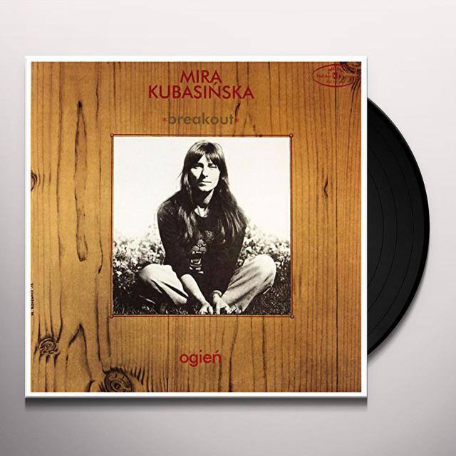 Mira Kubasinska / Breakout OGIEN Vinyl Record