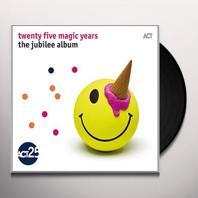 25 MAGIC YEARS: JUBILEE ALBUM / VARIOUS Vinyl Record