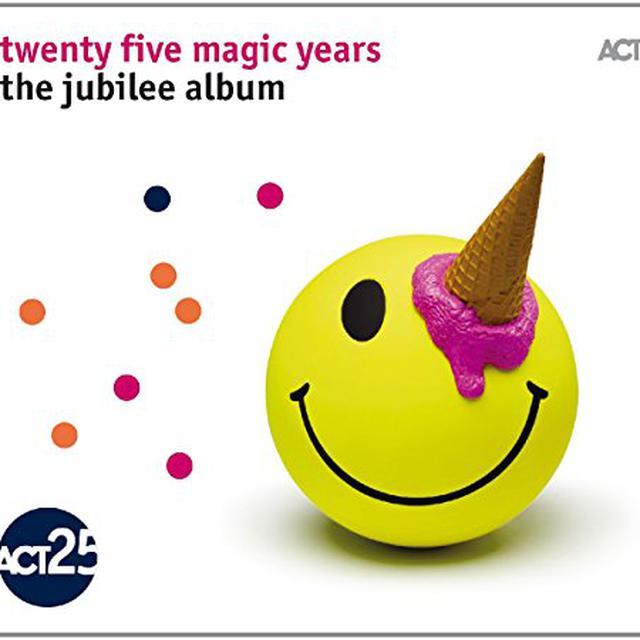 25 MAGIC YEARS: JUBILEE ALBUM / VARIOUS Vinyl Record