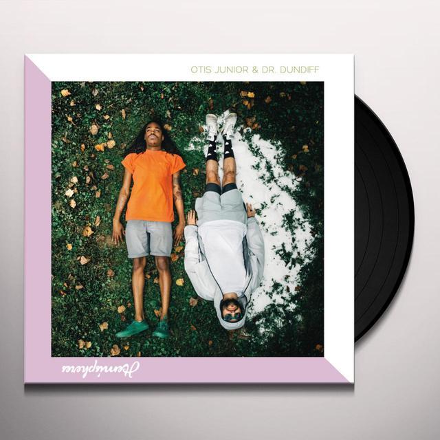 Otis Junior & Dr.Dundiff HEMISPHERES Vinyl Record