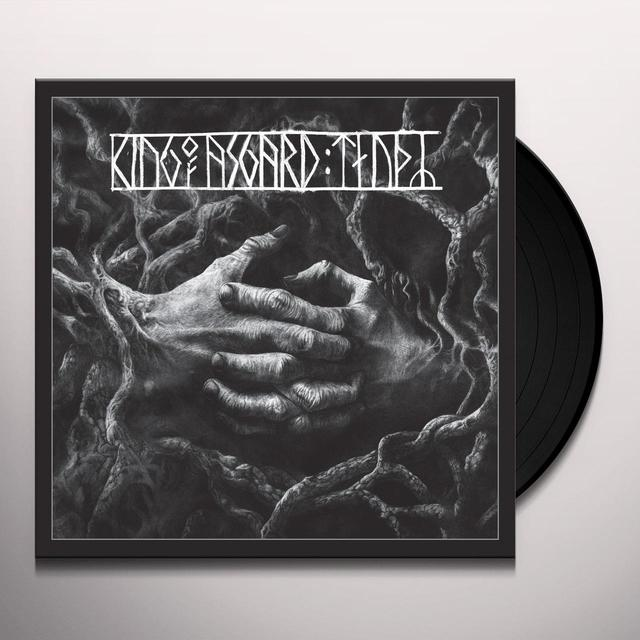 King Of Asgard :TAUDR: Vinyl Record