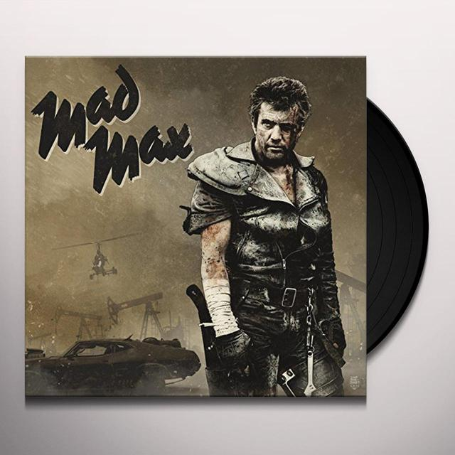 Mad Max Trilogy / Various Vinyl Record