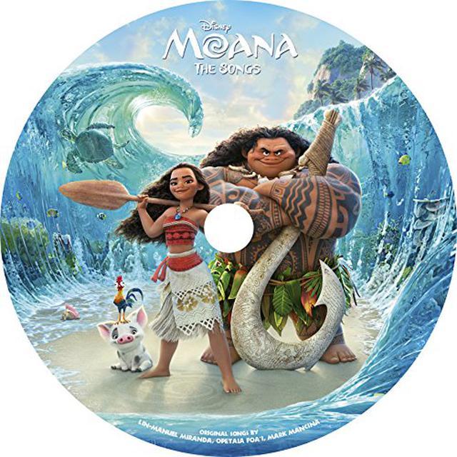 MOANA / O.S.T. Vinyl Record
