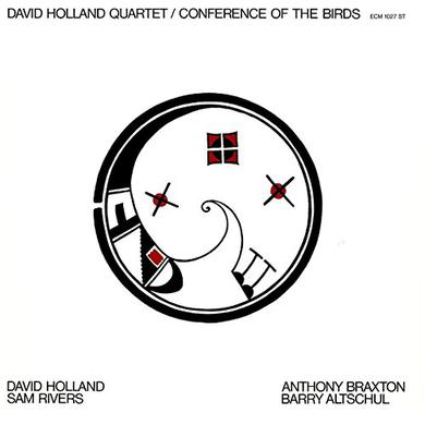 Dave Holland CONFERENCE OF THE BIRDS Vinyl Record