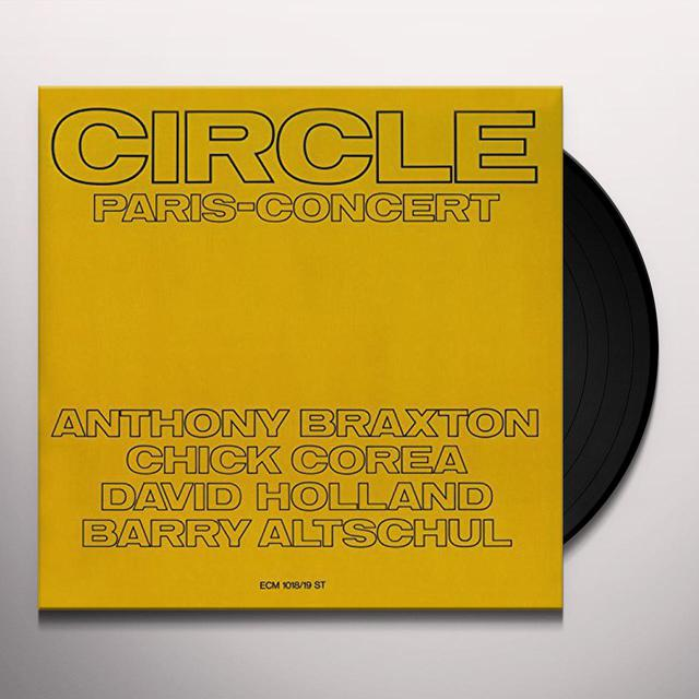 Circle PARIS CONCERT Vinyl Record