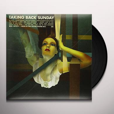 TAKING BACK SUNDAY Vinyl Record