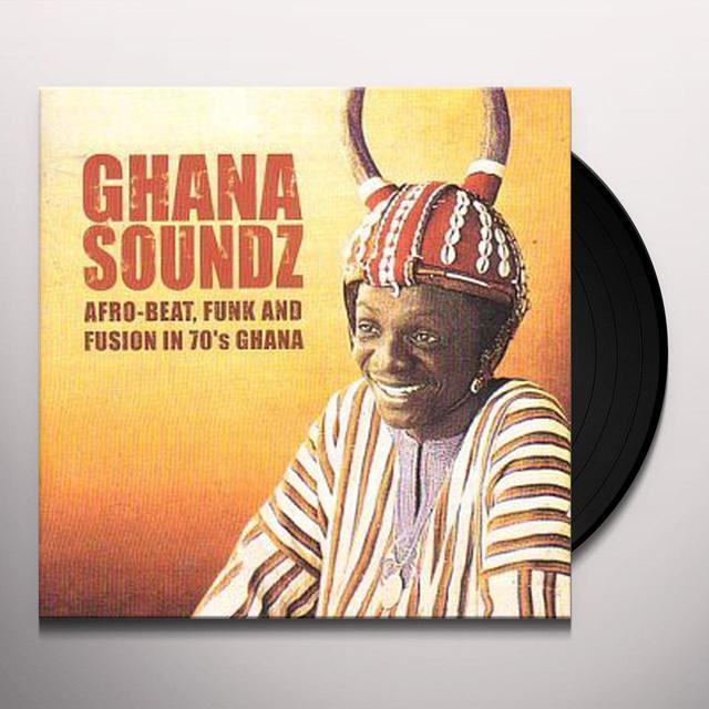 Ghana Soundz: Afrobeat Funk & Fusion 70'S 1 / Var Vinyl Record