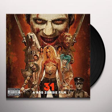 31: A ROB ZOMBIE FILM / O.S.T. Vinyl Record