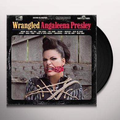 Angaleena Presley WRANGLED Vinyl Record